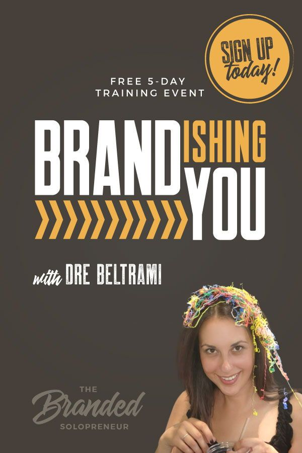 The Brandishing You 5-Day Challenge | Give me 15 minutes a day for 5 days, and I'll give you brand personality! Uncovering your brand personality will help you CREATE an iconic brand that really stands for something and SELL without feeling sleazy or impostery. If you're into that, it's time to learn how to brandish your personality! #brandidentity #branding #brandinginspiration #brandstrategy #branding101 #entrepreneur #solopreneur #wahm #smallbusiness