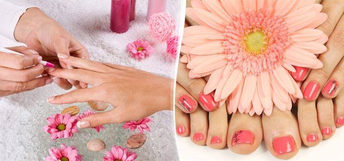 LiveDeal | ΠΡΟΣΦΟΡΕΣ αθήνα | Deal - 23€ από 50€ για ένα Pedicure express (απλό ή γαλλικό), ένα Manicure (ημιμόνιμο ή spa) & ένα Σχηματισμό φρυδιών ή μία Αποτρίχωση άνω χείλους, στο φιλικό χώρο του Beauty Salon στο Χαλάνδρι, Έκπτωση 54% (3€ κουπόνι και 20€ κατά την εξαργύρωση)!!