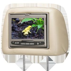 MMD7HRT - Movies2Go 7 inch universal headrest solution in Tan  $398.59