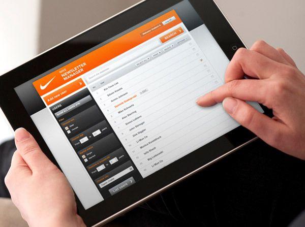 Newsletter Manager by Krešimir Kraljević, via Behance: App Ontwikkelen, App Consultant On, Mac Application, App Maken, Newsletter App, Newsletter Management, Bizz App, Management App, App Design