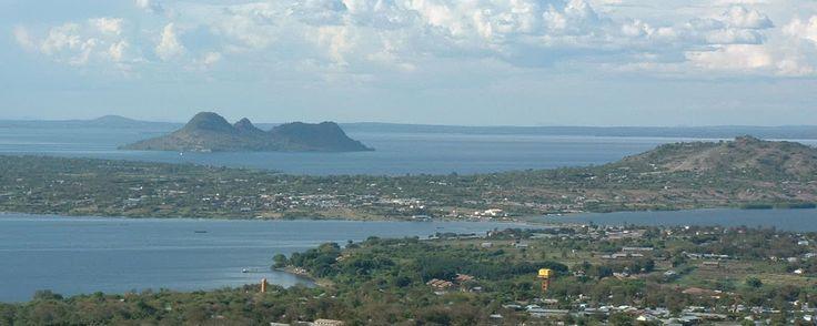 Lake victoria tanzania uganda kenya african