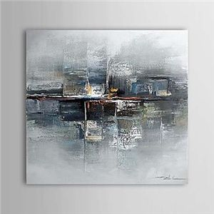 Oil Paintings - Abstract Paintings - Hand Painted Oil Painting Abstract 1303-AB0328