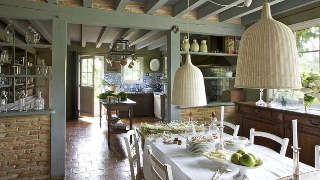 Les 25 meilleures id es concernant le tableau cuisine d co for Decoration jardin campagne