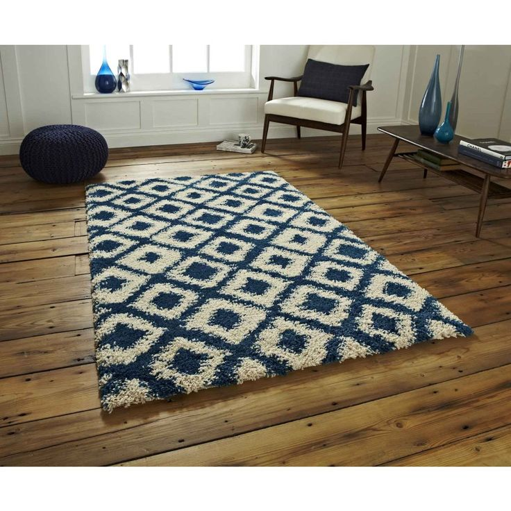 Royal Nomadic 5456 Blue Beige Rug By Think Rugs Weavers at Think Rugs are praiseworthy. Look at the marvellous work done in Royal Nomadic 5456 Blue, Beige Rug which gives warmth to the observer. Polypropylene made this rug is non-shredding and durable. The anti-fade feature gives them a new look every time you see them. #durablerugs #bluerugs #geometricrugs #machinemaderugs #shaggyrugs #blueshaggyrugs