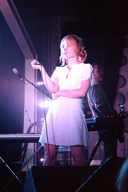 Emily Haines. Favorite; always.