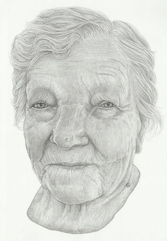 My grandma by Pabllo13