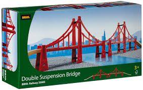 Double Suspension Bridge  brio 33683