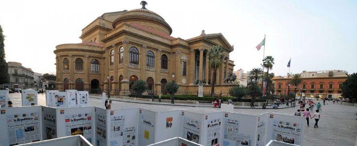 Un giornale e il racconto della Sicilia