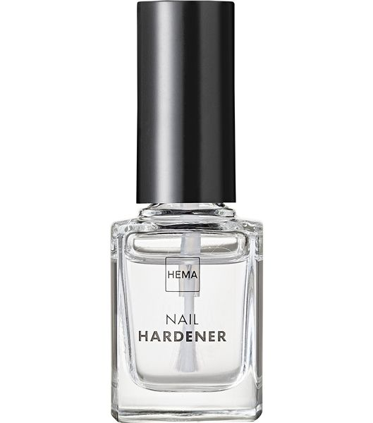 nail hardener - HEMA // Transparante nagelverharder