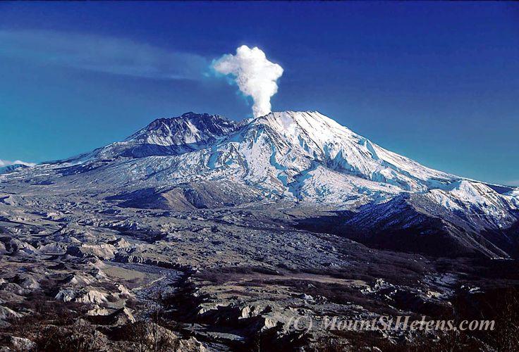 Petrologia das Rochas Magmáticas: Uma história sobre o Monte Santa Helena. (This Place In Time - The Mount St. Helens Story)