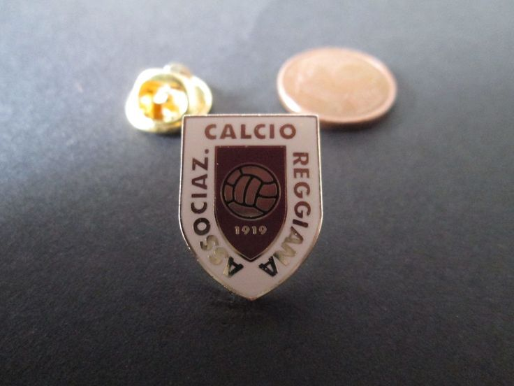 a2 REGGIANA FC club spilla football calcio soccer pins badge italia italy
