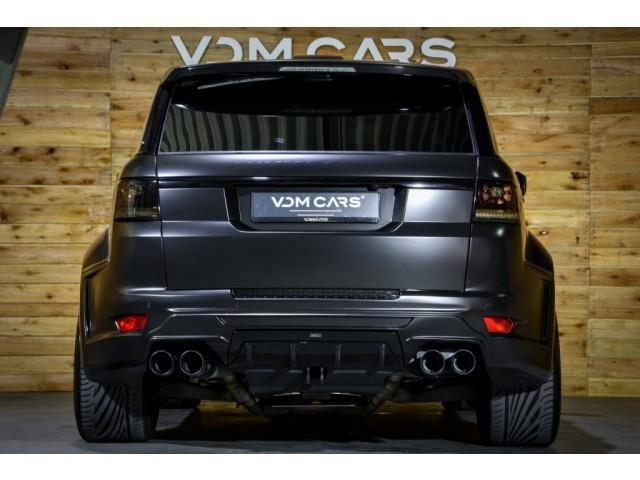 Land Rover Range Rover Sport Sdv6 Hse Lumma Clr Rs 22 Velgen