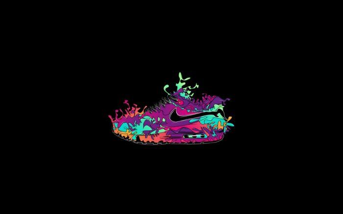 foto de ▷ 1001 + idées pour trouver le meilleur fond d'écran stylé | Nike ...