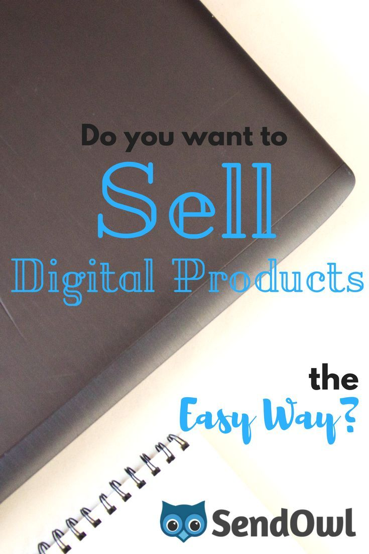 I swear, this is by far the cutest and most effective way of selling digital products! See how easy it is to sell your digital products with SendOwl! No more stress, no more restrictions. Directly from your blog, with one button!