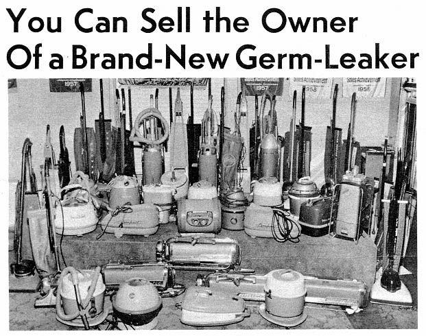 antique vacum cleaners pics | ... been sold that month --- to households that already had new cleaners