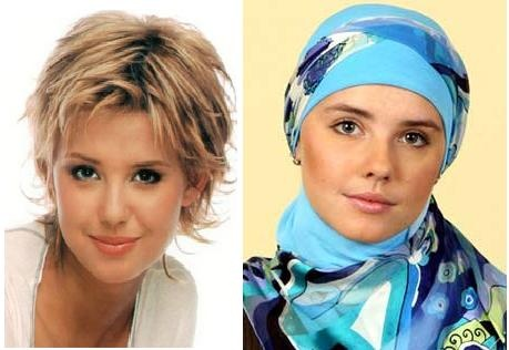 Russia: Masha Alalykina, ex-Miss Universe reverts to Islam. عکس