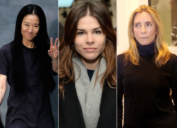 Each morning you confront your closet, struggling with the perennial question: What on earth to wear? The women below have come up with a daring, yet genius solution. They each have something of an office uniform. While some wear the same thing every day and others pepper their stable of basics w...