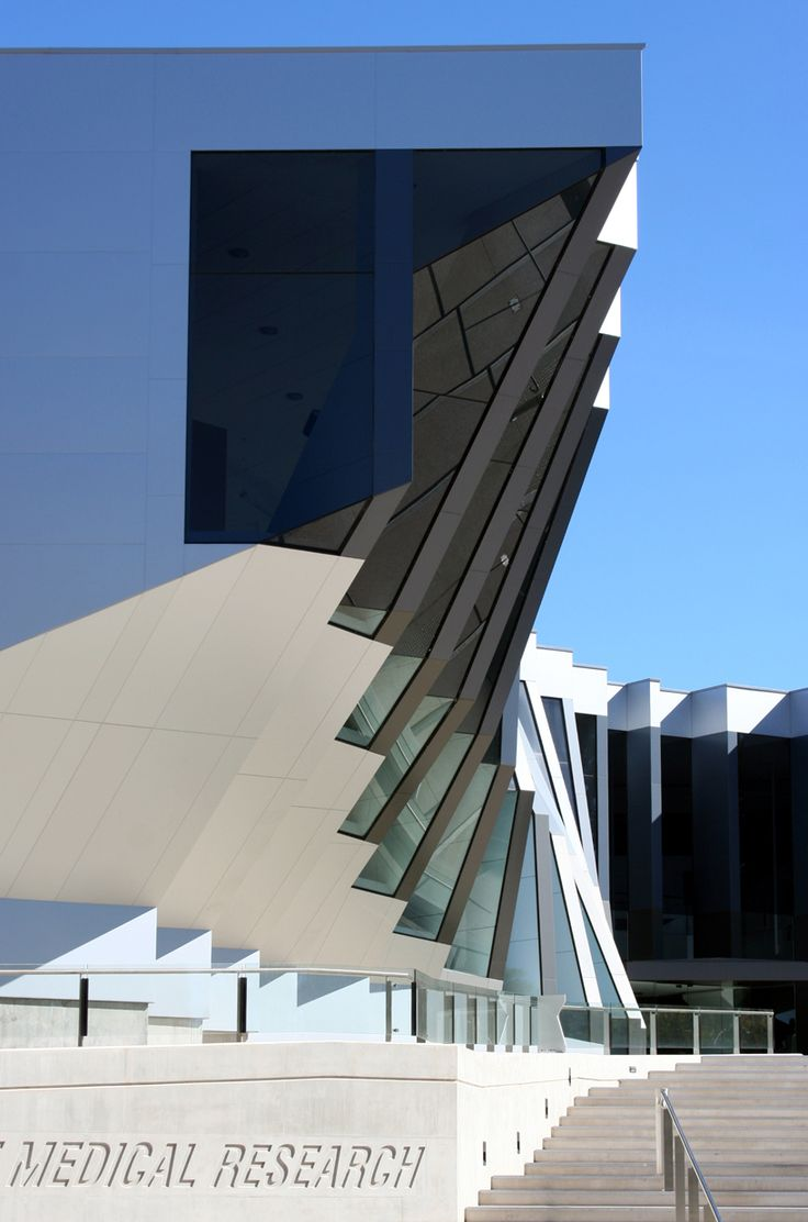 'john curtain school of medical research' by lyons architecture.