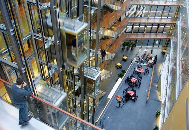 Telenor World Headquarters in Fornebu by NBBJ