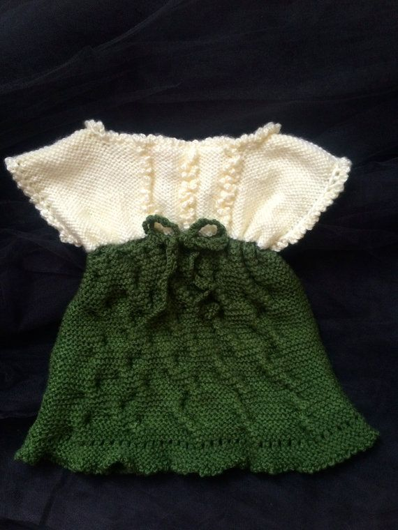 Adorable baby girl dress Will be great for by MariasChicDesigns
