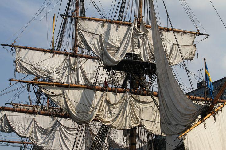 Het beloofd weer wat moois te worden, Sail den Helder 2017