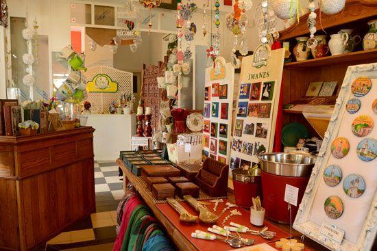 Santolina, en Colonia del Sacramento, Uruguay (por más info: www.lacitadina.com.uy)