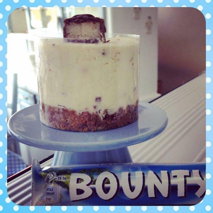 Chocolate Coconut Bounty Cheesecake