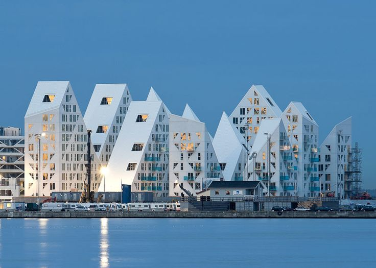 Isbjerget housing by JDS Architects, CEBRA, SeARCH and Louis Paillard