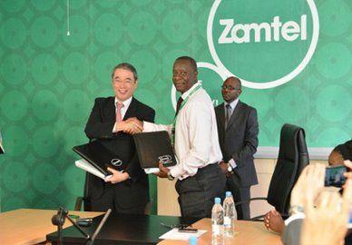 Zamtel, NEC in microwave transmission project - BizTech Africa
