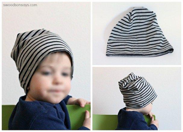 18 best Knit hats images on Pinterest   Gorros, Patrones de punto y ...