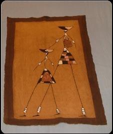 African Batik - African Textile