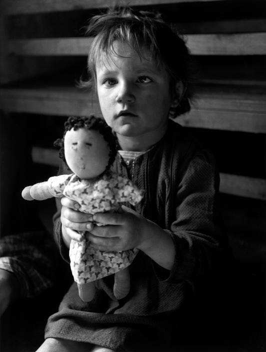 Vienna 1948 - David Seymour: Dolls
