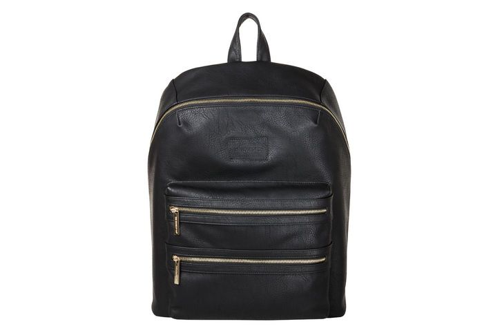 Vegan leather backpack from Jessica Alba's Honest Company
