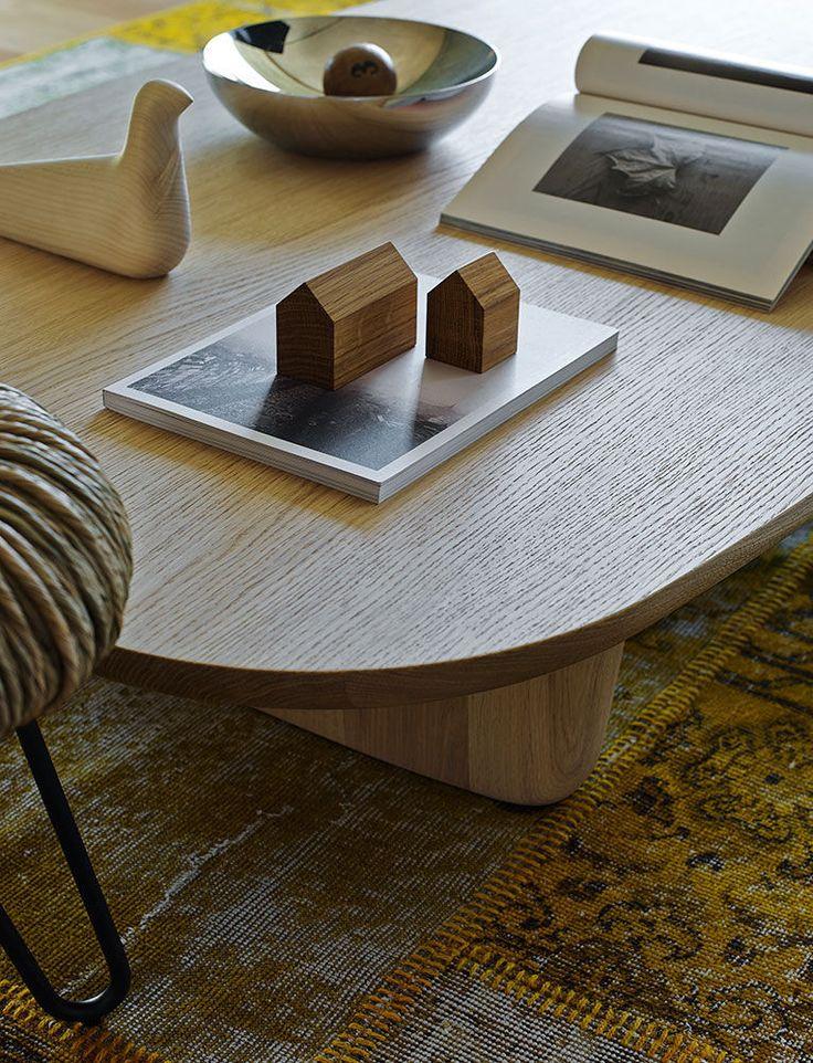 Good Coffee Table / Oval / Contemporary / Oak   TOBI ISHI   Bu0026B Italia Design Ideas
