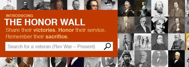 The Honor Wall:  Share their victories. Honor their service. Remember their sacrifice.