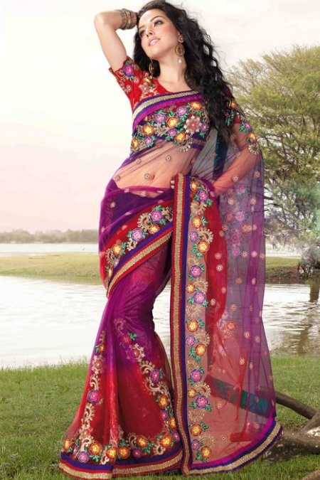 53 best filles sari en inde les femmes portent des saris
