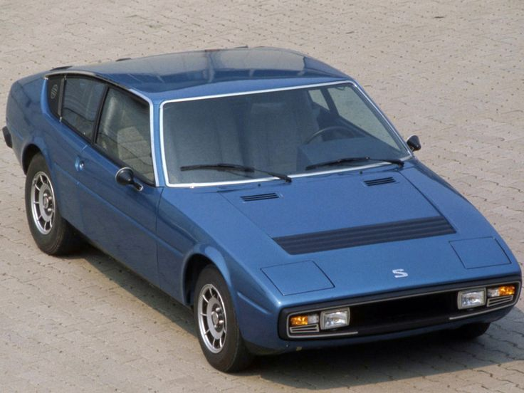 1975–80 Matra-Simca Bagheera S. Check our blog later today on this car on…