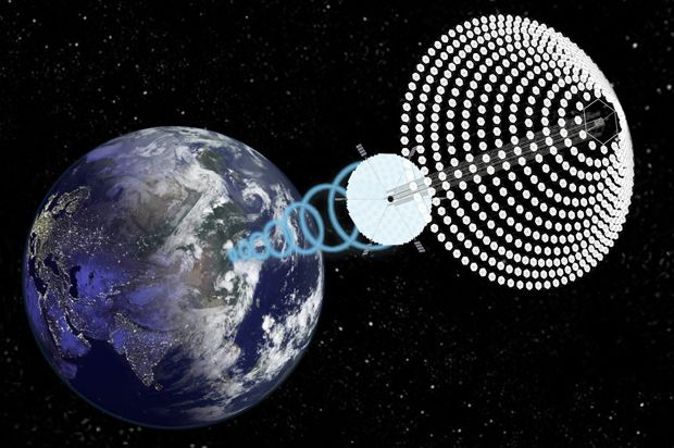 Houston, we have power: Space-based solar power could be the final frontier in renewable energy