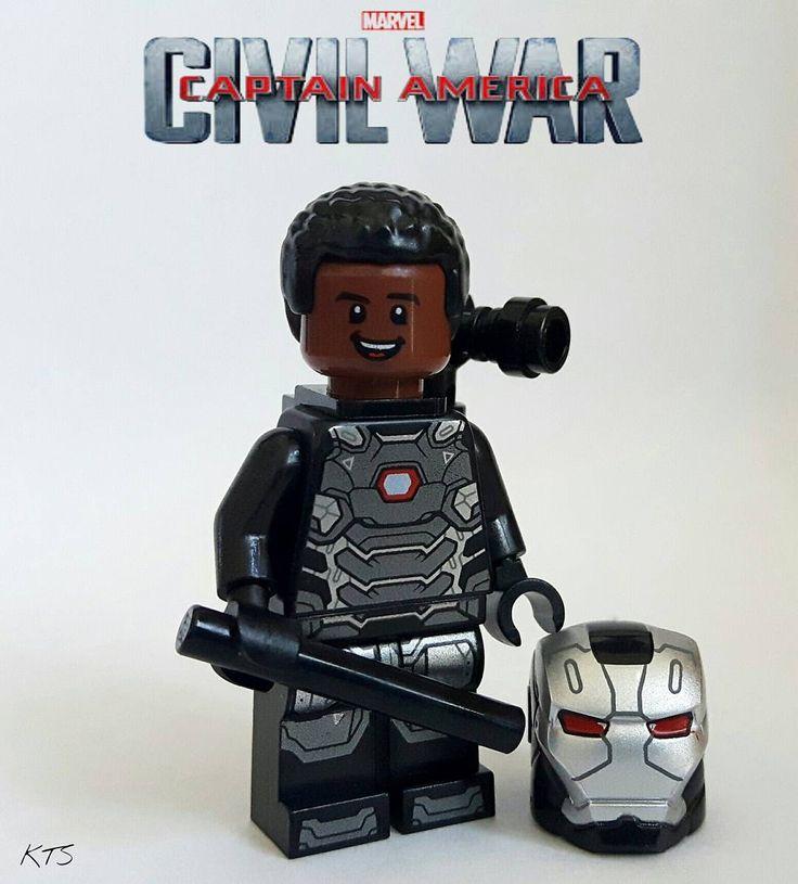 lego war machine