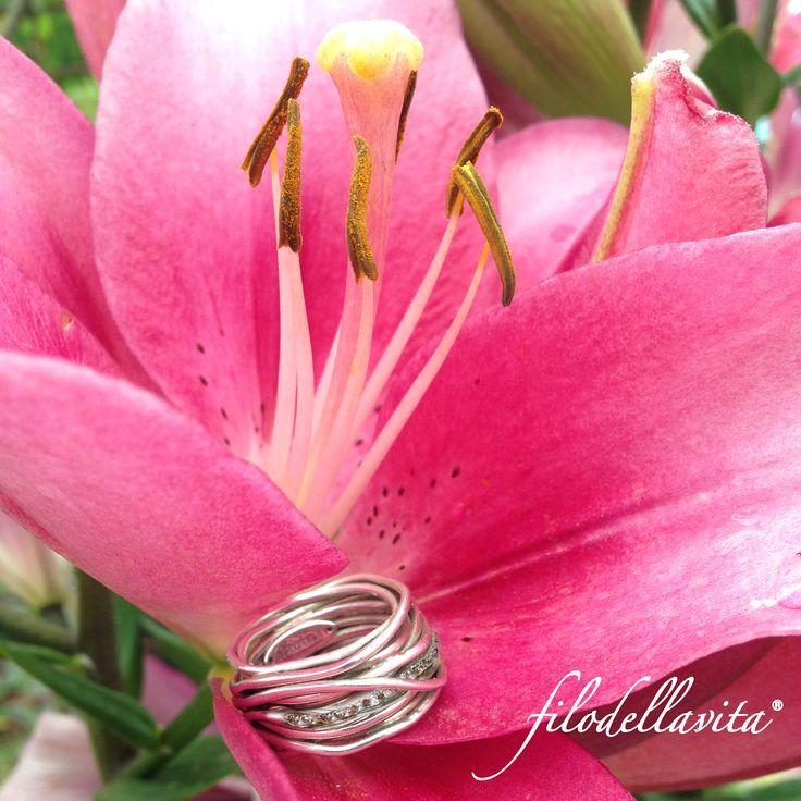 E tu quale indossi?  www.filodellavita.com