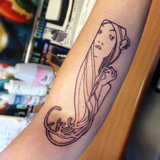31 Absolutely Stunning Tattoos Inspired By Famous Artists