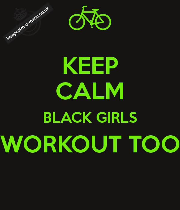 black girls workout - Google Search