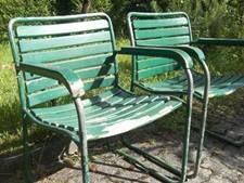 2 Sessel 1960er Jahre