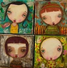 Αποτέλεσμα εικόνας για πίνακες ζωγραφικής για την άνοιξη  στο νηπιαγωγείο