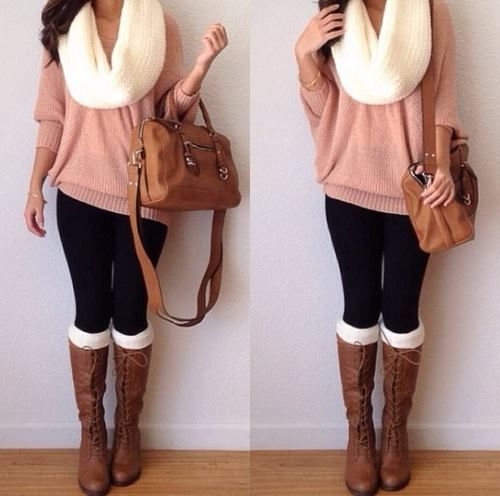 outfit for winter ,