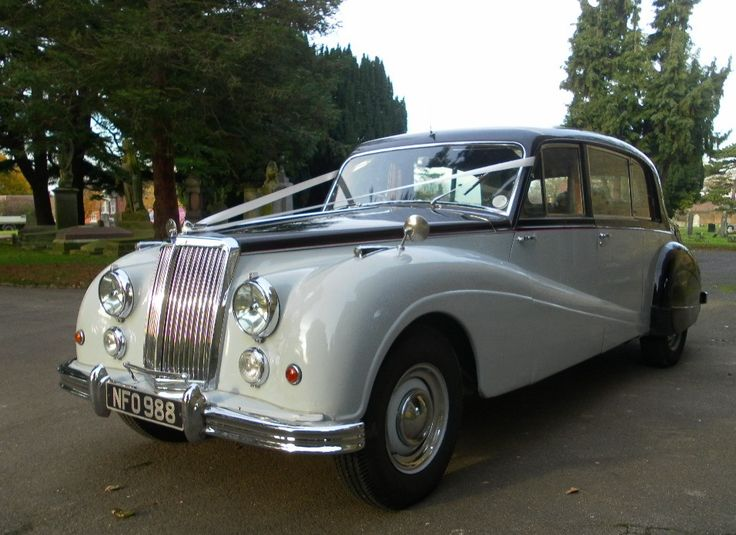 1958 Armstrong Siddeley Sapphire 7 seat Limousine