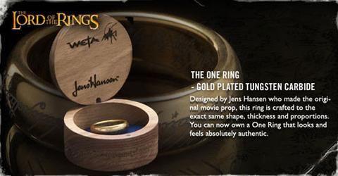 The One Ring – Jens Hansen