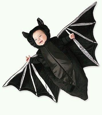 Wishcraft: Cutest Baby Bat Costume Ever
