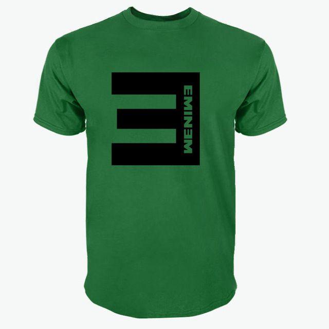 módní značkové oblečení EMINEM pánské tričko 2017 nové léto 100% bavlna raglan pánské tričko hip hop o krk tričko pro fanoušky-v trička od pánské oblečení a doplňky na Aliexpress.com   Alibaba Group