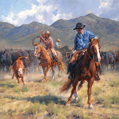 2014 Cowboy Artists of America > Jason Rich